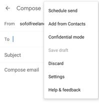 how to send email